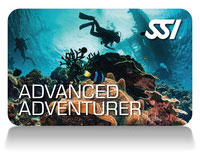 SSI Advanced Diver