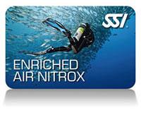 SSI Buceo con Aire Enriquecido Nitrox