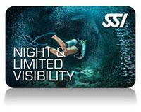 SSI Buceo Nocturno y de Visibilidad Limitada