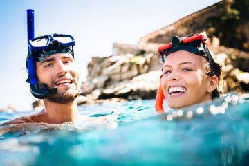Haz del buceo una actividad placentera y disfruta de sus beneficios.